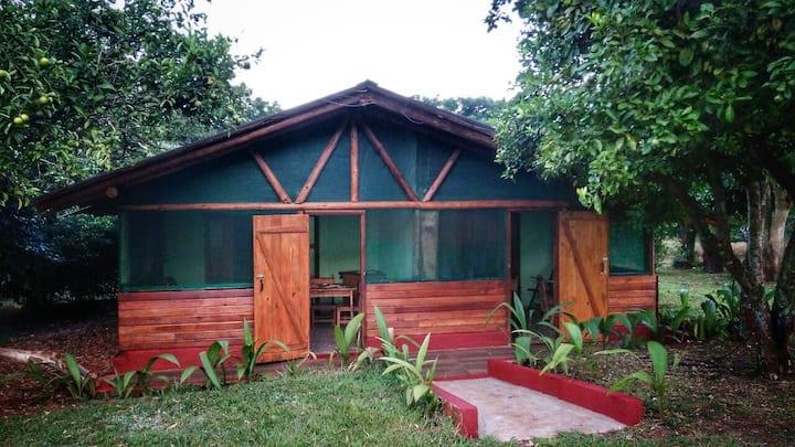Cabaña Tayuba (complejo Mocona Guazu)