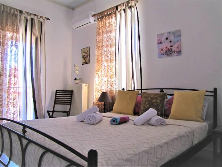Toula's Garden - View Apartment