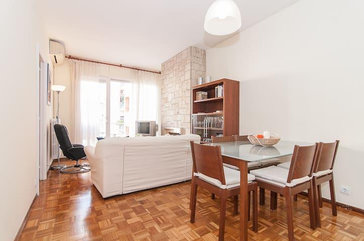 Centrico apartamento en Eixample