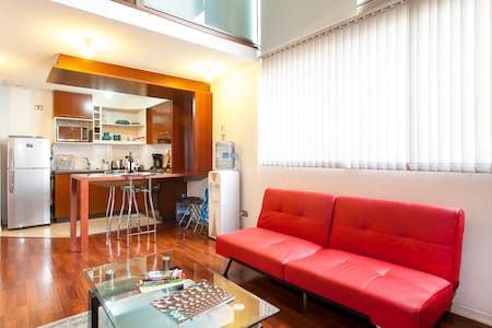 Luxurious Loft Modern Perfect Location Lastarrias - Santiago