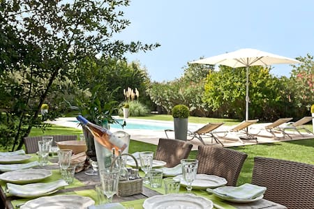 Luxurious Provencal 5 bedroom Mas - Mas-Blanc-des-Alpilles - Casa