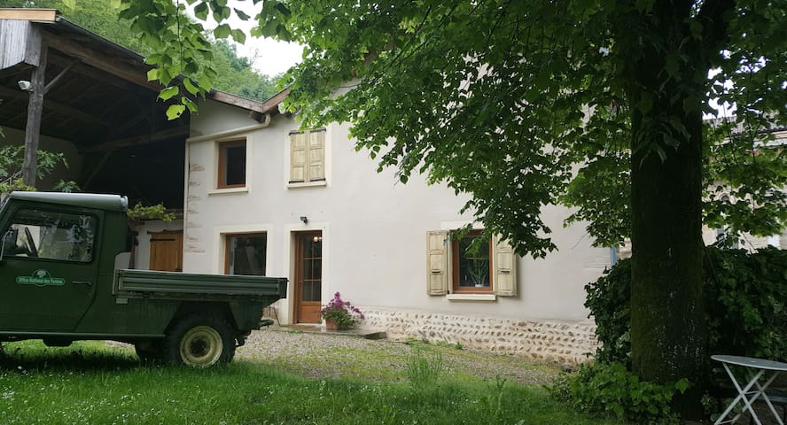 Maison Familiale à la campagne - Bourg-Saint-Christophe - House