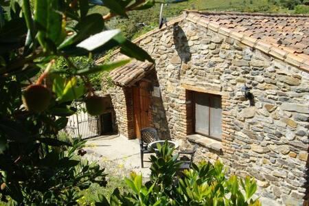 Cottage and garden 2 pax parque - La Aceña de la Borrega - บ้าน