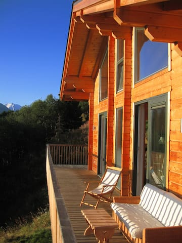 Charming Mountain Chalet, Great Views & Hiking - Vex - Chalet