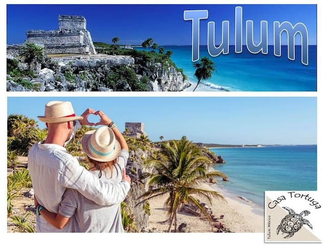 """Casa Tortuga Tulum City Apartment 3 """"Coral"""""""
