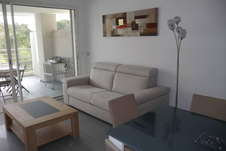 Très bel appartement 100 mètres plage de Calvi