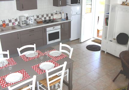 Close to Disney Parks, Nice House of 3 bedrooms - Vincy-Manœuvre - Dom