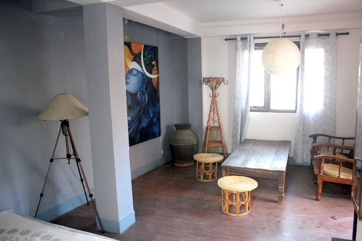 Shiva's Den (1BR with hall with en-suite WC)