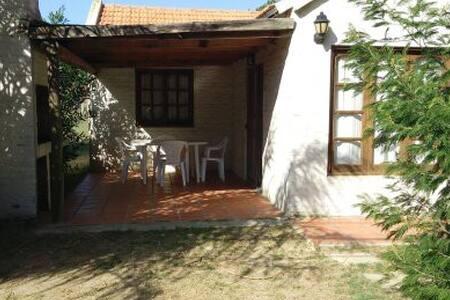 cabaña del country blanca 1 - La Paloma