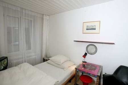 F. White Room (for 1 person) - Zurych - Wikt i opierunek
