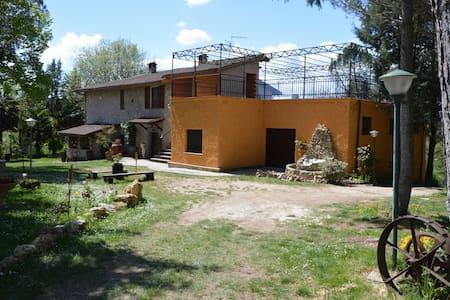 Casale Umbro - Villa San Faustino - Huvila