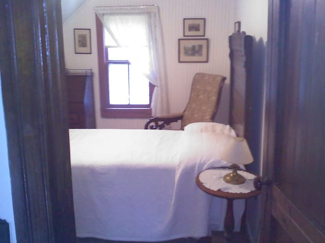 Candlestick Guest Room in Old Home