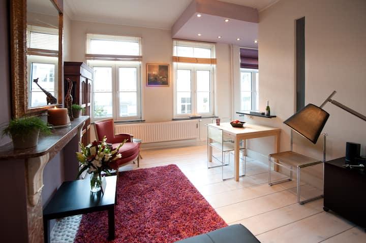 Bright apartment in Ixelles/Louise