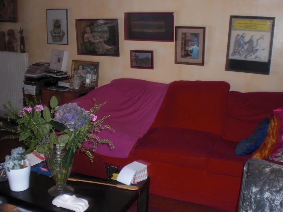 Chambre dans grand appartement appartamenti in affitto a - Chambre sociale aix en provence ...