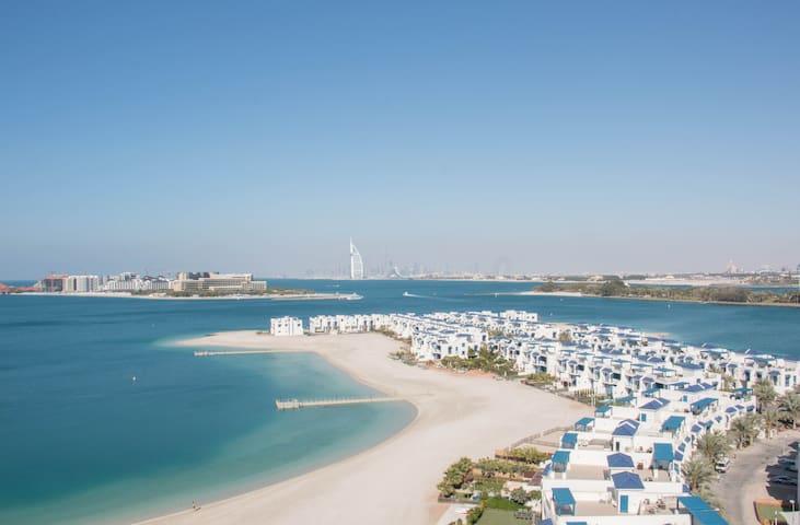 Full Sea View! FREE Beach Club Access!