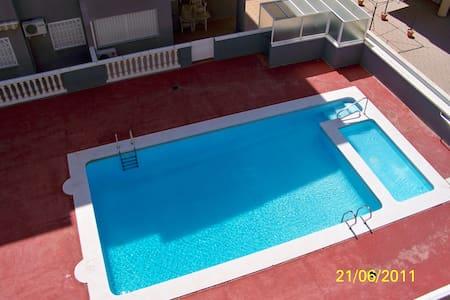 Appartement sur la plage avec 3 chambres - Moncofa