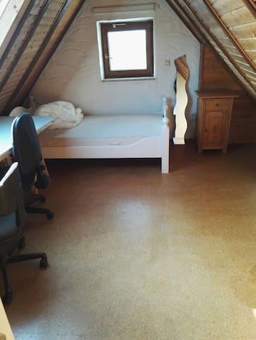 Viel Platz in guter Lage, Zimmer 1 - Bamberg - Rumah