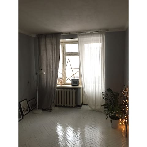Сozy apartment in the quiet center - Moskva - อพาร์ทเมนท์