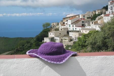 Casa Ana-Polopos Village house-6 miles to the sea