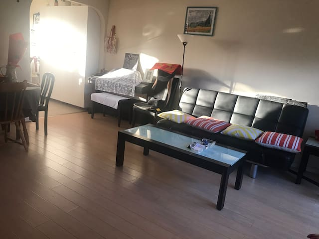 Lovely, fully furnished and sun-filled room