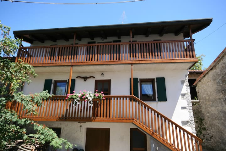 CASA FEJCOVA - Tribil Superiore - Tatil evi
