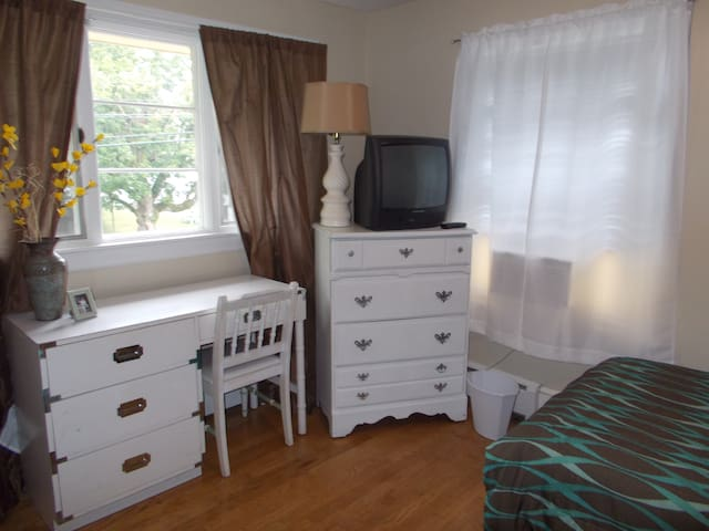 Downtown furnished room