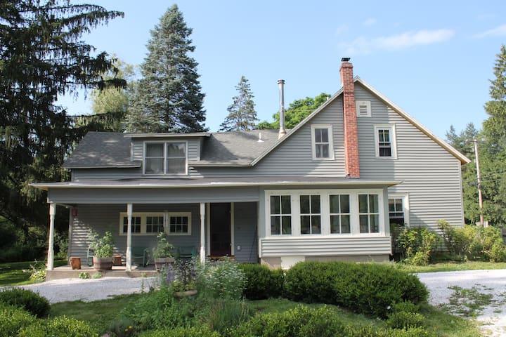 Berkshire Homestead - Canaan - Hus