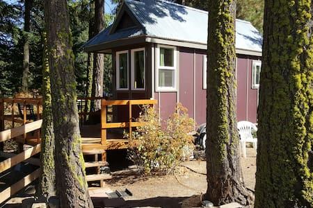 Tiny House in the Cloud - Cle Elum