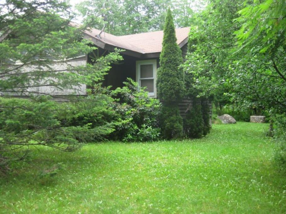 Adirondack Cascade Cottage