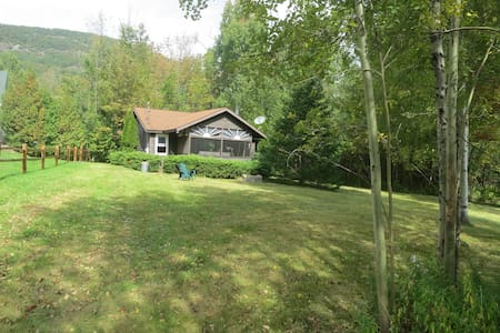 Adirondack Cascade Cottage - Keene