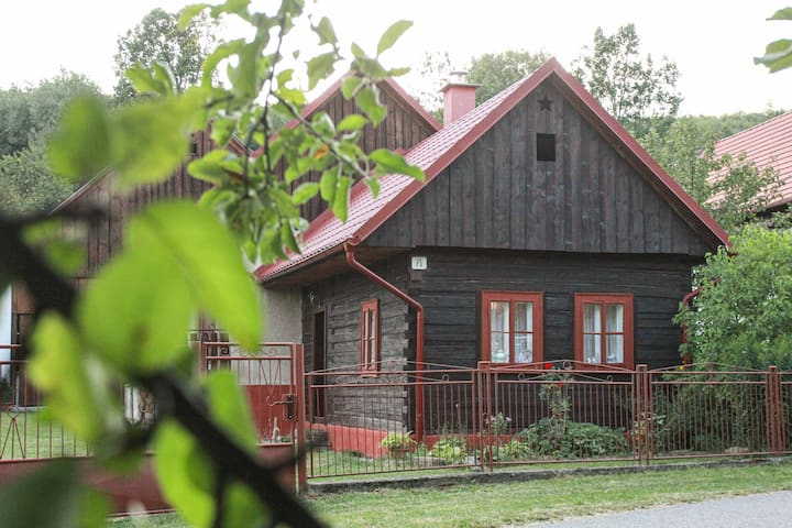 Drevenica - wooden Log Cabin in Prosiek