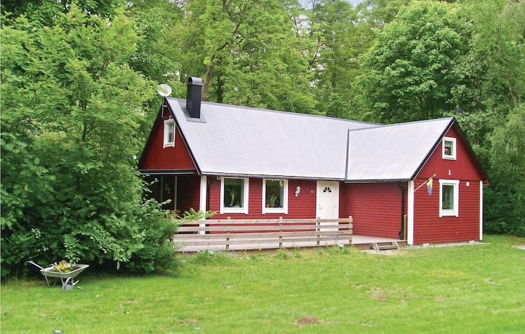 Holiday cottage with 2 bedrooms on 75m² in Gärsnäs
