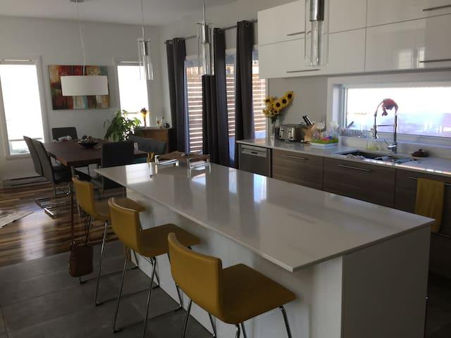 Magnifique maison contemporaine - Boischatel - Casa