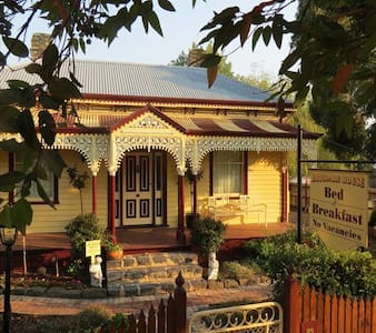 Charming Victorian Home - Drysdale