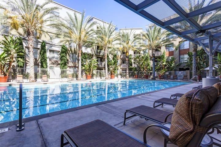 Resort Style Stay in Irvine CA - Irvine - Daire