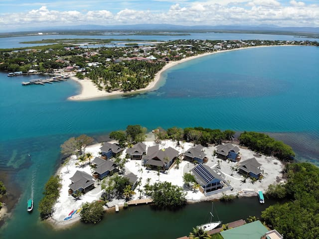 ENTIRE PRIVATE ISLAND FOR AN EPIC GROUP VACATION