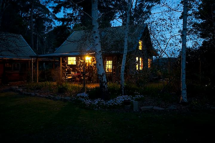 Garden Cottage - a calm, woodland retreat - Stanley - Cabin