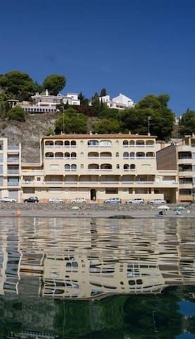 Apartamento Playa Cotobro, Almuñécar.