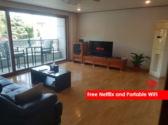 Quiet Itaewon Villa Close to Nightlife/Restaurants - Yongsan-gu - Villa