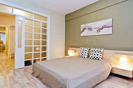 1+1 FAMILY APARTMENT IN ISTANBUL - İstanbul - Daire