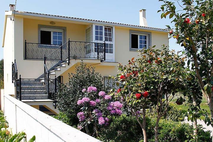Casa Portelo Playa Carnota
