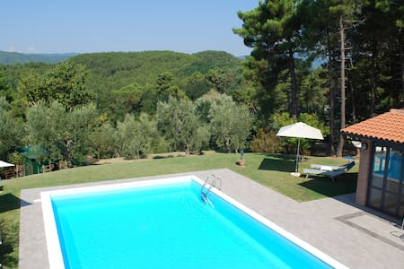 podere fioretto, tuscany guesthouse - Apartment