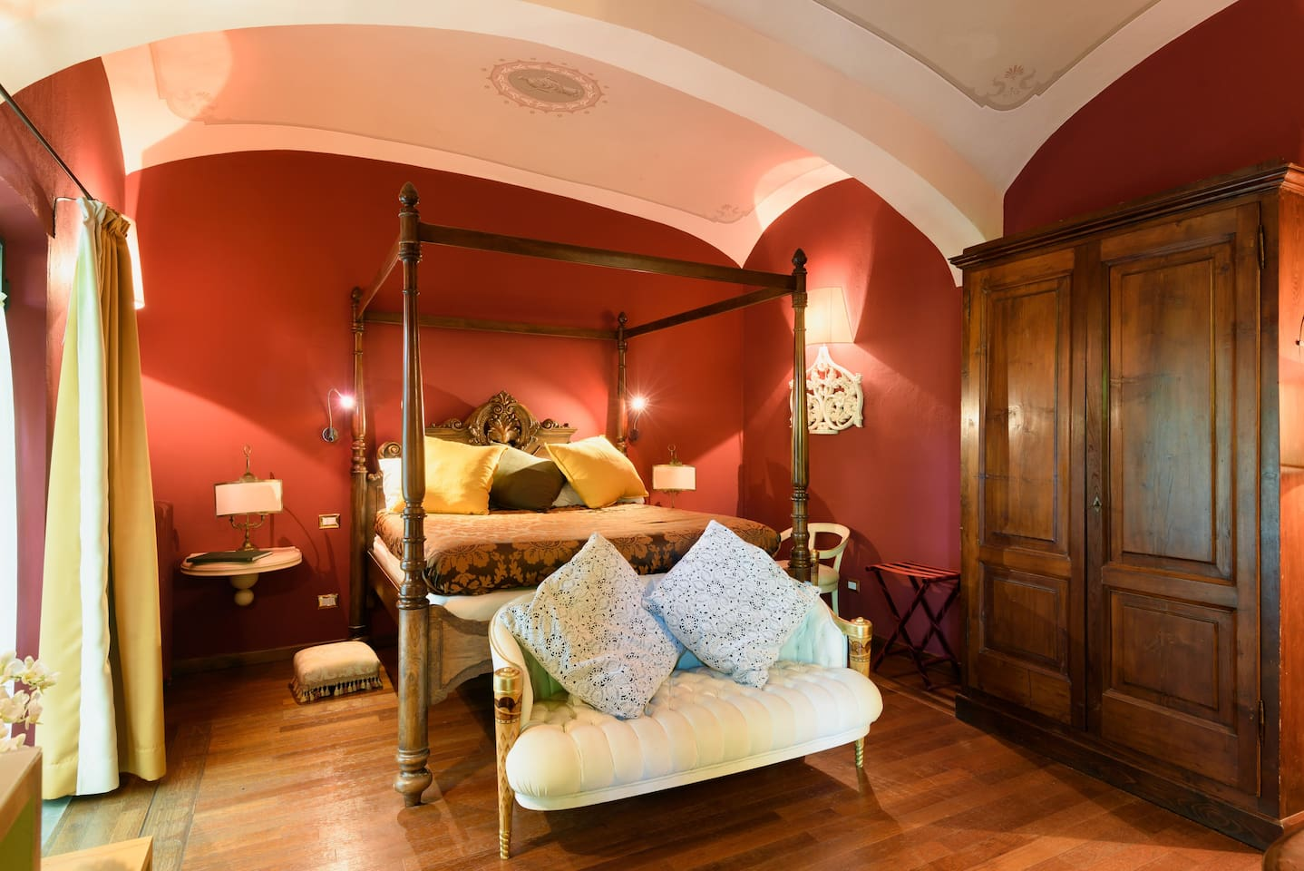 Relais Montemaggiore - Comfortable bedroom