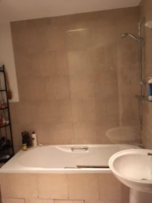BathroomBedroom