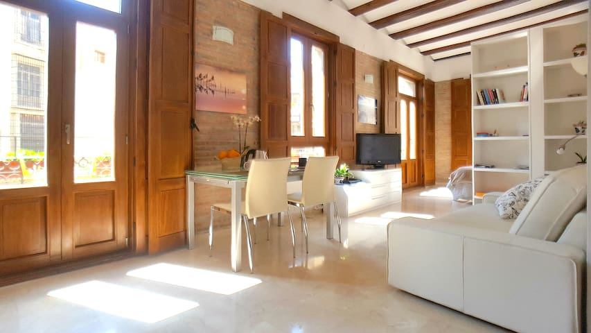 Charming loft in Plaza Redonda -1 - Valencia