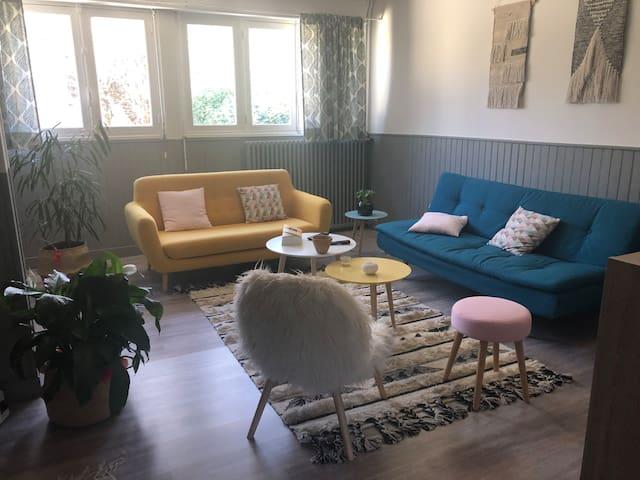 Appartement à louer à la semaine