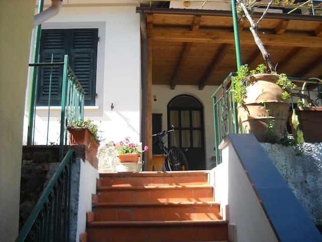 la casetta nel verde - Deiva Marina - Apartamento