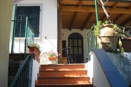 la casetta nel verde - Deiva Marina - 公寓
