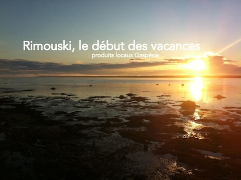 Bienvenue à Rimouski Welcoming