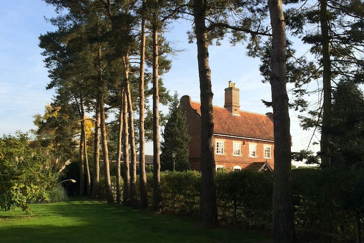 Studio flat In idyllic setting - Suffolk - Lägenhet